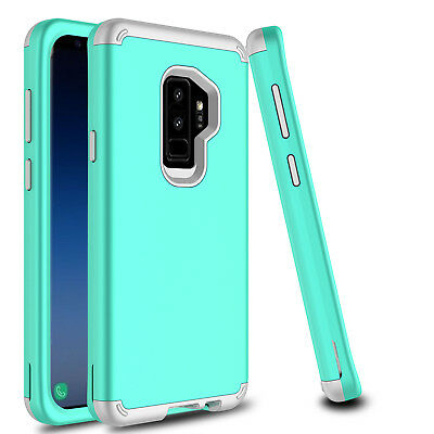 For Samsung Galaxy S9 Plus/S8 Shockproof Hybrid Hard Armor Full Cover Phone Case 5