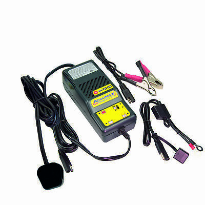ACCUMATE 6 Volt & 12 Volt Classic Car Automatic Battery Charger, Latest Model 3