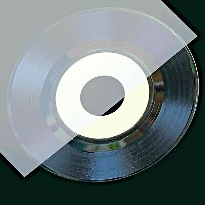 """25 pcs. Vinyl Plastic Record Sleeves 12"""" (Outer) for LPs - Standard Sizing 3"""