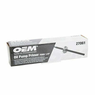 OEMTOOLS 27061  Ford 1/4 Inch Hex Oil Pump Primer 2