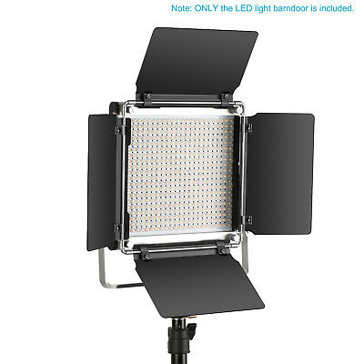 Neewer Professional Led Video Light Barn Door For Neewer 480