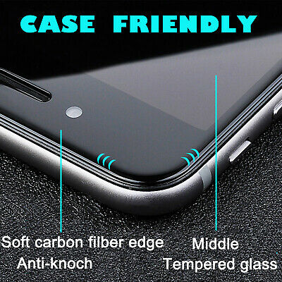 iPhone 11 Pro XS Max XR X 8 7 6 S Plus Tempered Glass Screen Protector for Apple 6