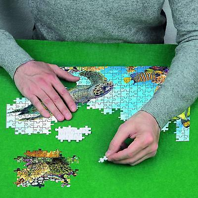 Puzzle Roll Clementoni 30229.Tapete para puzzles hasta 2000 piezas. 105x78cm 3