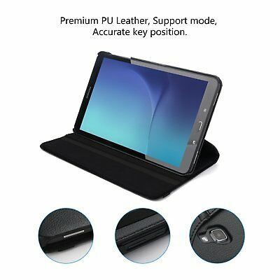 Samsung Galaxy Tab A 10.5 T590 / T595 Rotating 360 Degree Smart Stand Case Cover 9