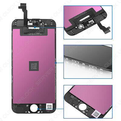 Pantalla Completa para Iphone 6 Negra Negro Tactil Digitalizador + LCD + Marco 8