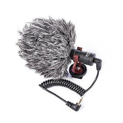 "BOYA Cardiod Shotgun Microphone MIC Video for Smartphone DSLR ""US Seller"" 2"