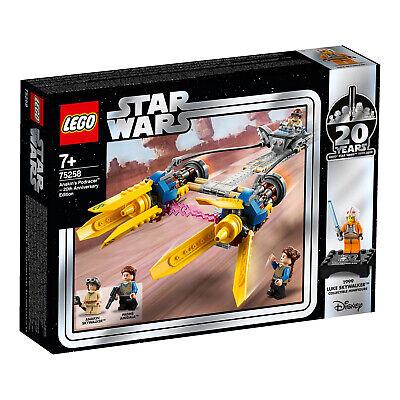 LEGO ® 20 Jahre Star Wars 75262 75261 75259 75258 75243 3