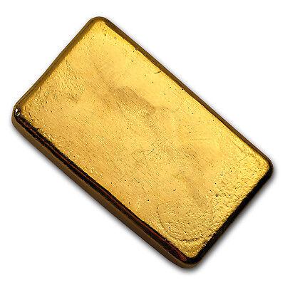 5 oz Gold Bar - Republic Metals Corporation (Cast w/Assay) 2