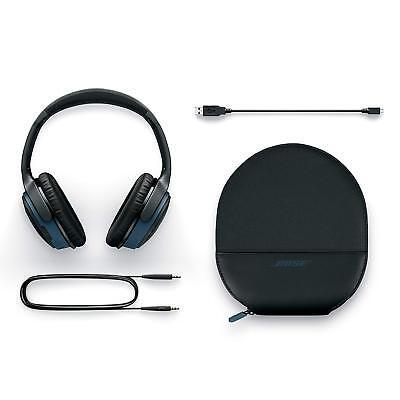 Bose SoundLink II Around-Ear Wireless Headphones - HD - NFC - Black | NEW SEALED 5