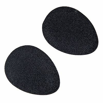 5Pairz of Self-Adhesive Anti-Slip Stick on Shoe Grip Pads Rubber Sole Protectors 3