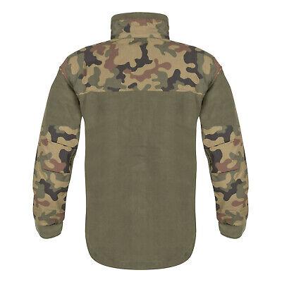 Helikon Tex Infantry Duty Fleece Jacket Black schwarz Outdoor Jacke 2