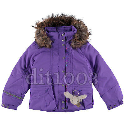 POIVRE BLANC GIRLS SKI JACKET 5/110cm YEARS-PURPLE NEW + TAGS  RRP £149 3