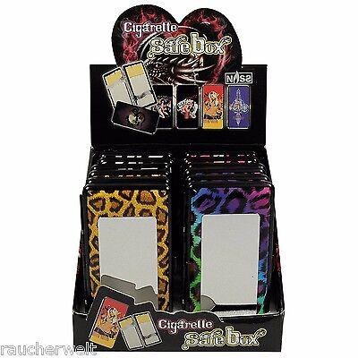 Zigaretten Etui mit Spiegel für 100 mm Zigaretten Top-Qualität sehr Trendy