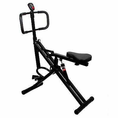 Power Rider Total Crunch AB Crunch Body Fitness Exercise Squat Cardio Workout 2