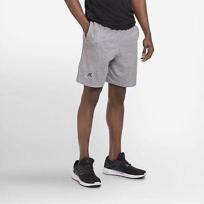Russell Athletic Men's Cotton Performance Baseline Short with Pockets 9