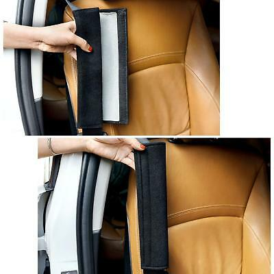 2x Car Seat Belt Pads Harness Safety Shoulder Strap BackPack Cushion Covers kids 4
