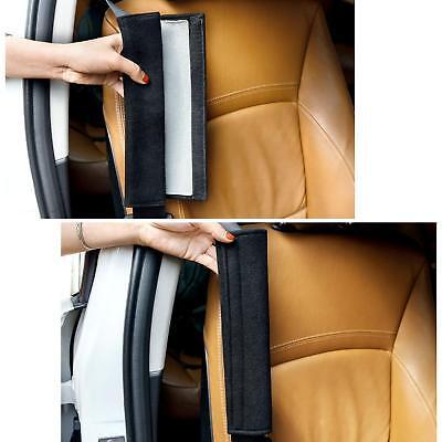 Car Seat Belt Pads Harness Safety Shoulder Strap Cushion Covers Children UK 6