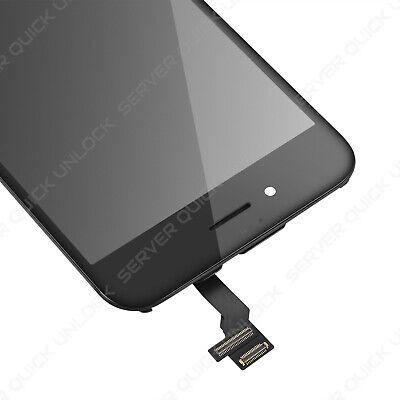 Pantalla Completa para Iphone 6 Negra Negro Tactil Digitalizador + LCD + Marco 5