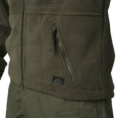 Helikon Tex Infantry Duty Fleece Jacket Black schwarz Outdoor Jacke 8