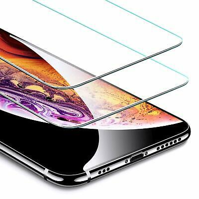 Premium Tempered Glass Screen Protector for iPhone XS XR 11 11 Pro Max (2 Pack) 3