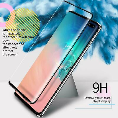 Samsung Galaxy S8 S9 S10 Plus 10e Note 9 10 Full Tempered Glass Screen Protector 5