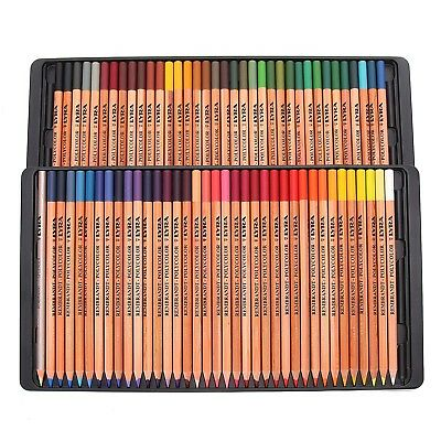 Coloured pencils POLYCOLOR REMBRANDT LYRA 72 colours in Gift box 2001720 2