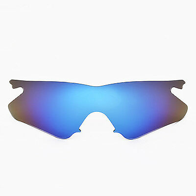 8fcbbaade58 ... 2 of 6 New WL Polarized Ice Blue Sunglasses Lenses For Oakley M Frame  Heater Sunglasses 3