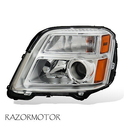 2010-2015 Driver Side Replacement Projector Headlight For GMC Terrain W/ Bulb 2