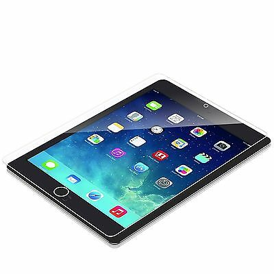 Tempered Glass Film Screen Protector Fit  For Apple Ipad Air 1/ 2 Ipad Pro 9.7 2