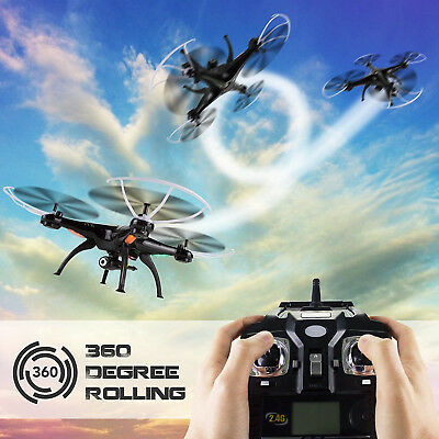 Syma X5SW-V3 Wifi Explorers 2.4G RC Headless Quadcopter Drones with HD Camera