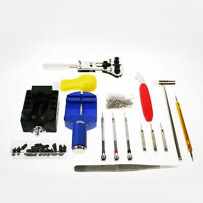 Uhrmacherwerkzeug Reparatur Uhren Werkzeug Reparaturset Gehäuseöffner Federstege 3