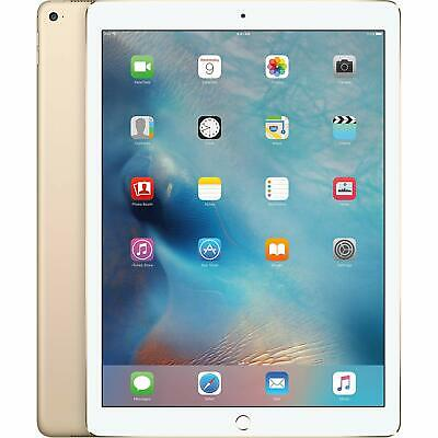 Apple iPad Pro (12.9 inch) - 128GB - Wi-Fi + Cellular -Space Gray -Silver -Gold 3