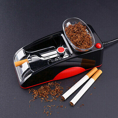 Electric Automatic Cigarette Injector Rolling Machine Tobacco Maker Roller A 2