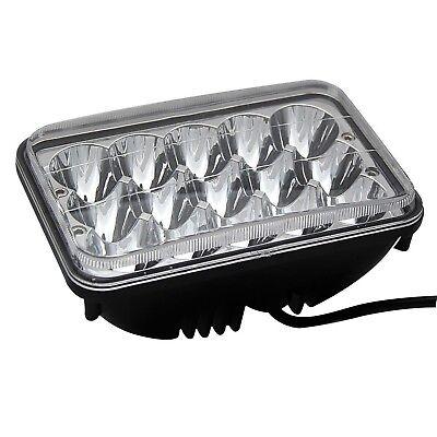 4pcs 4x6 LED Headlights for Kenworth T400 T600 T800 W900L W900B Classic 120/132 3