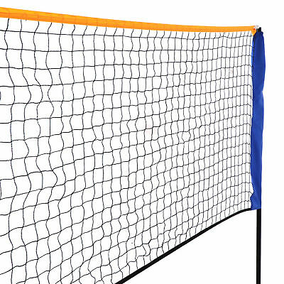 10 Feet Portable Badminton Volleyball Tennis Net Set with Stand/Frame Carry Bag 3