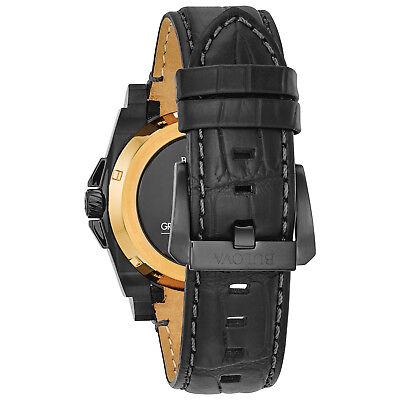 Bulova Precisionist Men's Special Grammy 2017 Edition Quartz 46.5mm Watch 98B293 3