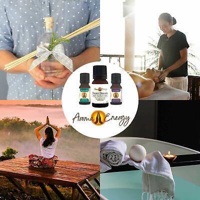 LIFE Essential Oils - 100% Pure Organic Natural Essential Oil Fragrances 5