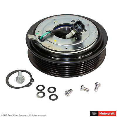 A//C Compressor Clutch Pulley MOTORCRAFT YB-3146 fits 2011 Ford F-150 5.0L-V8