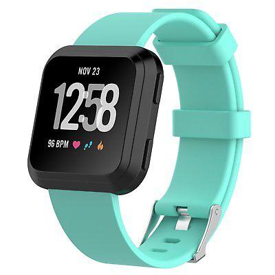 Fitbit Versa /Lite Replacement Silicone Watch Wrist Sports Band Strap Wristband 4