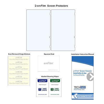 Nintendo Switch amFilm Premium Tempered Glass Screen Protector (2 Pack) 5