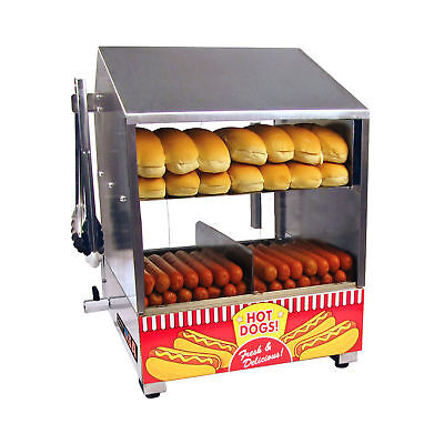 Hotdog steamer, HOT DOG MACHINE, Hotdog Steamer Machine MADE IN USA 2