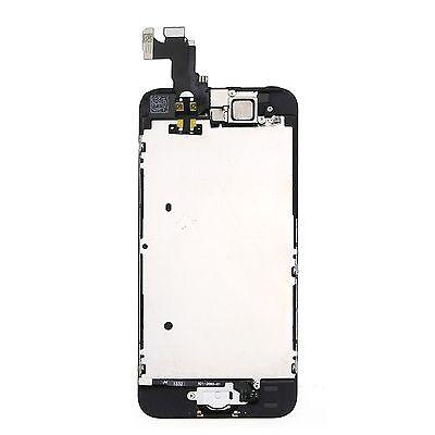 Vitre Tactile + Ecran Lcd Complet  Iphone 5/ 5C / 5S 5 Se Noir/Blanc + Outils 5