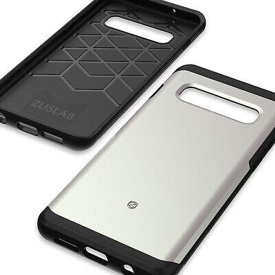 Samsung Galaxy S10 case S10 Plus Case ZUSLAB Hybrid Shield Shockproof Slim Cover 10