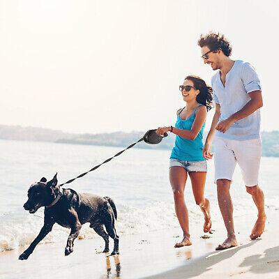 Heavy Duty Retractable Dog Leash 16ft Walking Lead for S/M Pet Dogs Waterproof 2