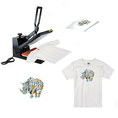 "100 sheets 13"" x19"" Sublimation Ink Transfer Paper Heat Press For Inkjet Printer 2"