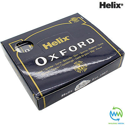 HELIX OXFORD Erasers LARGE Sleeve RUBBER Pencil School Drawing STATIONERY Eraser