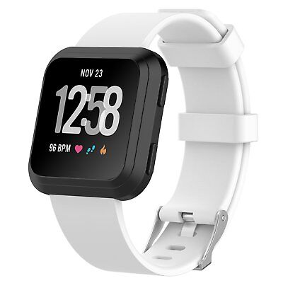 Fitbit Versa /Lite Replacement Silicone Watch Wrist Sports Band Strap Wristband 9