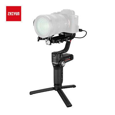 ZHIYUN WEEBILL S 3-Axis Gimbal Handheld Stabilizer For DSLR & Mirrorless Cameras 3