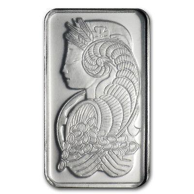 1 gram Platinum Bar - PAMP Suisse (In Assay) - SKU #67344