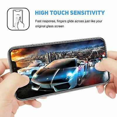 2x Huawei P30 P30 Pro Tempered Glass Scratch Resist Screen Protector Film Guard 6